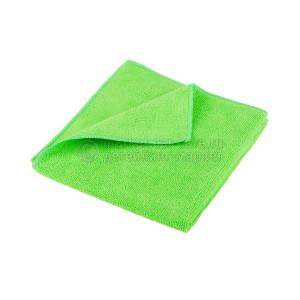 Полотенце Zvizzer микрофибровое зеленое 40x40cm / Microfiber Cloth grün/green