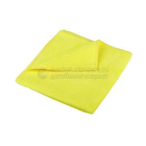 Полотенце Zvizzer микрофибровое желтое 40x40cm / Microfiber Cloth gelb/yellow