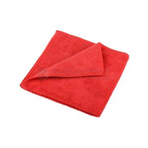 Полотенце Zvizzer микрофибровое красное 40x40cm / Microfiber Cloth rot/red