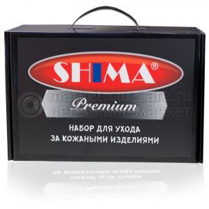 Набор для ухода за кожаными изделиями SHIMA PREMIUM BASIC