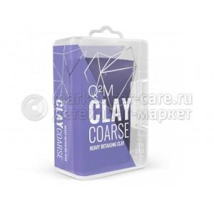 """Глина """"грубая"""" высшего качества GYEON Q²M Clay Coarse, 100 g"""