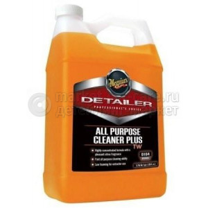 Очиститель Meguiar's All Purpose Cleaner Plus TW D104,  3.78л