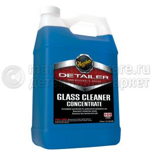 Очиститель стекла Meguiar's Glass Cleaner Concentrate D120, 3,78л