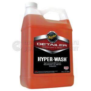 Автошампунь Meguiar's Hyper Wash D110,  3.78л