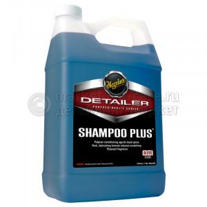 Автошампунь Meguiar's Shampoo Plus D111,  3.78л