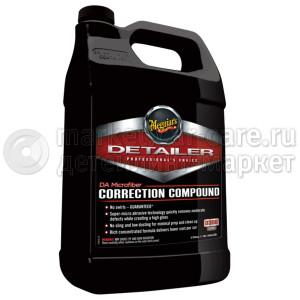 Корректирующий состав Meguiar's DA Microfiber Correction Compound D30001, 3,78л