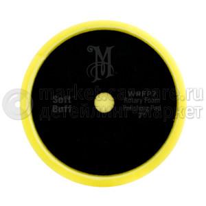 Полировальный круг Meguiar's (желтый) Rotary Foam Polishing Pad, 175 мм