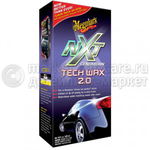 Meguiar's NXT Generation® Tech Wax 2.0, 473мл