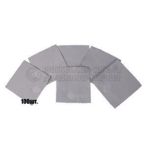 Салфетки AuTech для нанесения защитных составов, 10*10 см, 100 шт.