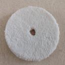 Круг микрофибровый AuTech для полировки кузова, диаметр 130 мм