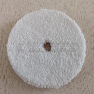 Круг микрофибровый AuTech для полировки кузова, диаметр 150 мм