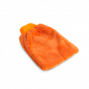 Оранжевая рукавица из микрофазера Koch Chemie MICROFASER-REINIGUNGSHANDSCHUH