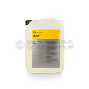 Глубоко очищающий от песка и частиц металла шампунь Koch Chemie Acid Shampoo SIO2, 11 кг
