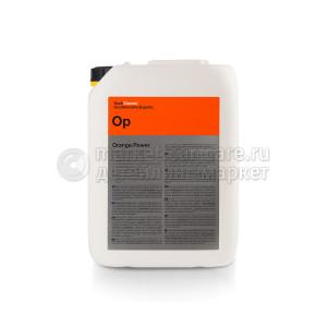 Пятновыводитель наружного применения Koch Chemie ORANGE-POWER 10L