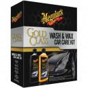 Набор для ухода за поверхностью автомобиля Gold Class Wash and Wax Kit