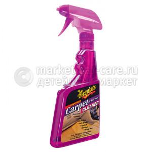 Очиститель для салона автомобиля Meguiar's Heavy Duty Carpet&Interior Cleaner 473 мл