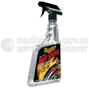 Полироль-спрей для шин Meguiar's Hot Shine Tire Spray 710 мл
