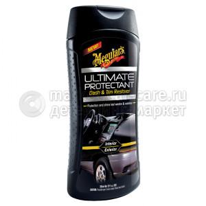 Универсальный очиститель для интерьера автомобиля Meguiar's Ultimate Protectant Dash&Trim Restorer 355 мл