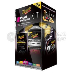 Набор для восстановления лакокрасочного покрытия Meguiar's Brilliant Solutions Paint Restoration Kit