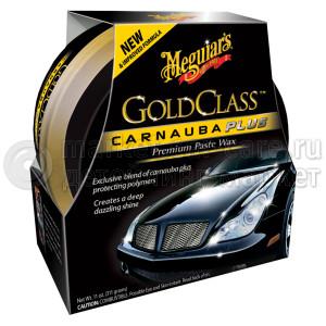 Воск Meguiar's Gold Class Carnauba Plus 325 мл
