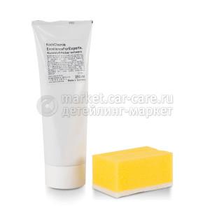 Крем-краска для пластика Kunststoff-Farber anthrazit 250 мл.  серая