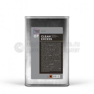 """Smart Open """"07"""" CLEAN EXCESS Деликатный очиститель битума, смолы и реагента, 1кг"""