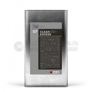 """Smart Open """"07"""" CLEAN EXCESS Деликатный очиститель битума, смолы и реагента, 5кг"""