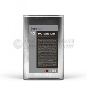 """Smart Open """"10"""" MOTORSTAR Диэлектрический жидкий концентрат для мойки двигателя, 5кг"""