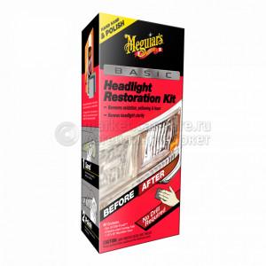 Базовый набор для восстановления фар Meguiar's Basic Headlight Restoration Kit
