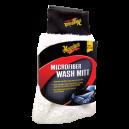Рукавица для мытья из микрофибровой ткани Meguiar's Microfiber Wash Mitt 20х25 см