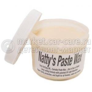 Защитный состав Poorboy's World Natty's Paste Wax (8oz/236ml)
