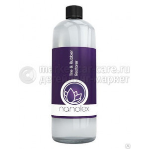 Восстановитель резины Nanolex Tire & Rubber Restorer, 750ml