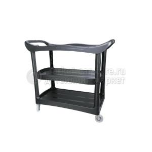 Пластиковый стол на колесиках AuTech. Место полировщика