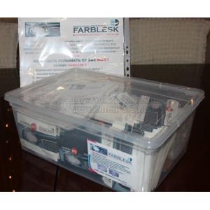 Восстановление фар Farblesk  набор на 30 ТС