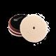 Меховой круг стриженный AuTech с отверстием конусообразный, 150 мм