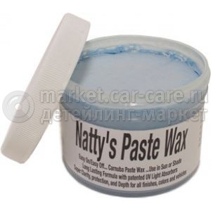Защитный состав Poorboy's World Natty's Paste Wax Blue (8oz/236ml)
