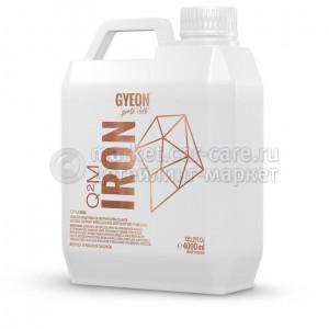 Универсальный очиститель Gyeon Q²M Iron, 4000 мл