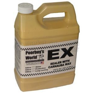 Защитный состав Poorboy's World EX Sealant with Carnauba (128oz/3780ml)