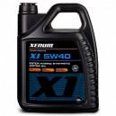 Синтетическое моторное масло с эстерами(10%) XENUM X1 5w40 ACEA A3/B4-04 C3-12, API SN/CF VW 502.00/505.00/505.01, 5л