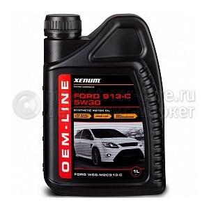 Синтетическое моторное масло XENUM OEM-Line FORD Low SAPS 5w30 API SL/CF, ACEA A1/B1, A5/B5, Ford WSS-M2C913-D, 1л