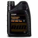 Полусинтетическое моторное масло для двигателей с большим пробегом XENUM RUNNER 10w40 ACEA A3-98, B3-98, API SJ/CF, 1л