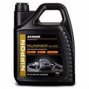 Инновационное моторное масло XHVI синтеза XENUM NIPPON RUNNER 5w30 API SJ/CF, ACEA A3/B3, 5л