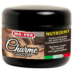MA-FRA CHARME NUTRIENT - Питательный защитный крем для кожаных поверхностей. 150 мл