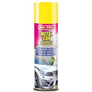 MA-FRA METAL CAR (spray) Защитная полироль для ЛКП. 500 мл