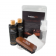 Набор для ухода за кожей LeTech Leather Care Kit Blister  +щетка +пенообразователь