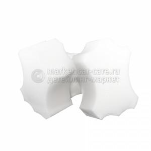 Губки для чистки кожи LeTech Cleaning Sponge, 1 шт
