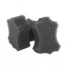 Губки для чистки замши и нубука LeTech Suede & Nubuck Cleaning Sponge (черная)