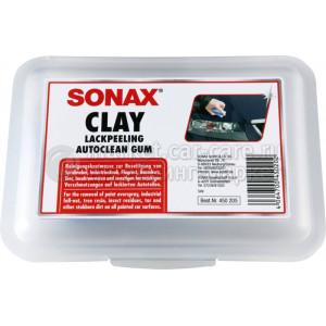 Глиняный брусок для очистки Sonax, 200г