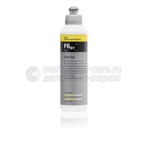 Мелкозернистая абразивная политура Koch Chemie Fine Cut F6.01.250мл