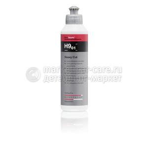 Крупнозернистая абразивная политура Koch Chemie Heavy Cut H9.01.250мл